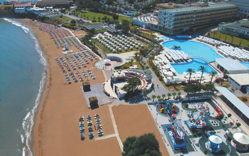 Acapulco Resort Main View
