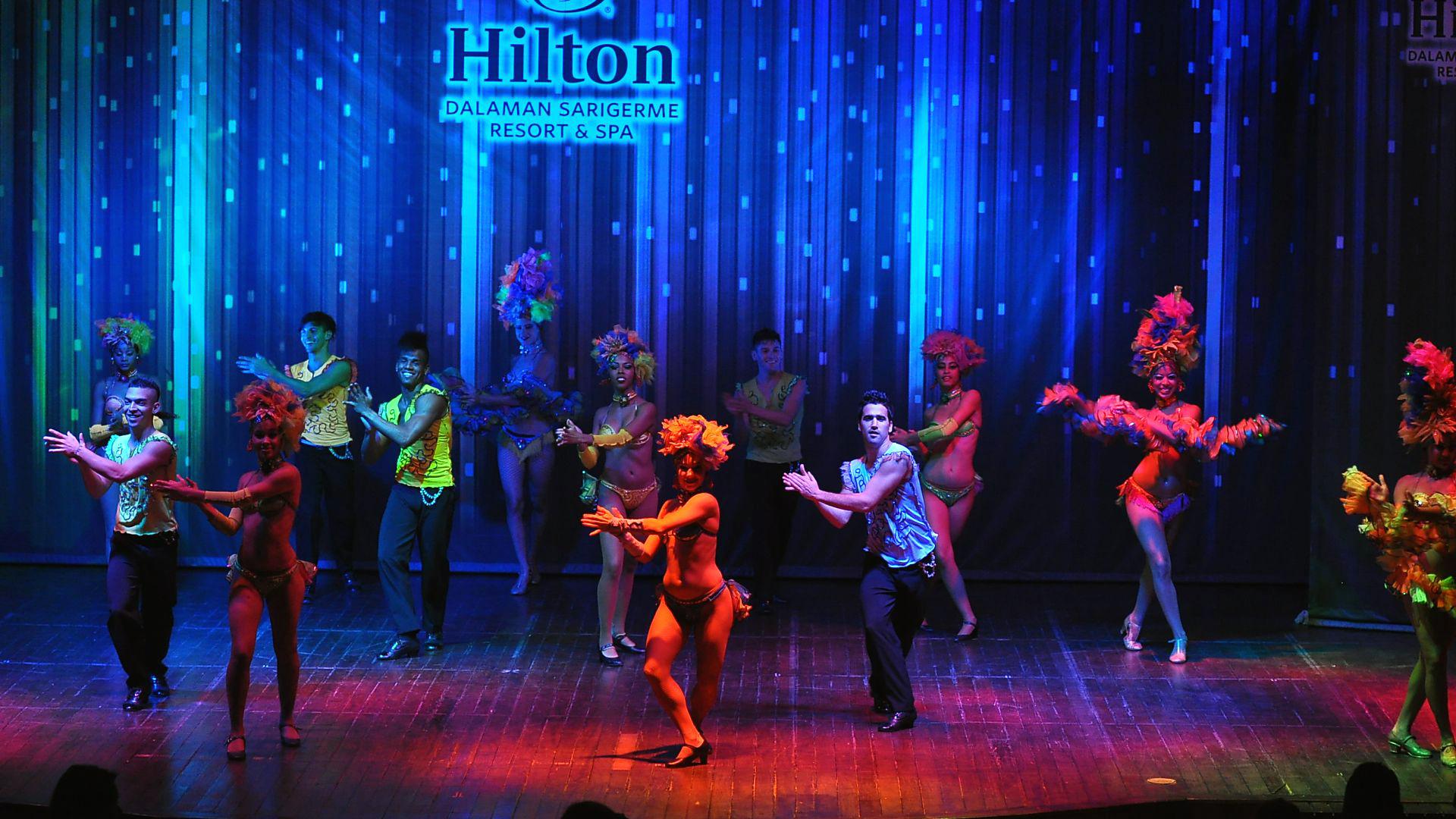 Hilton Dalaman Sarigerme Show