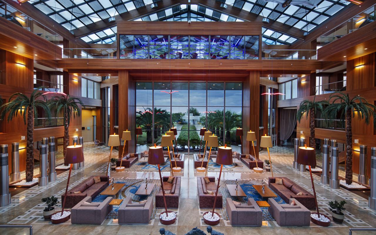 Hilton Dalaman Sarigerme Entry
