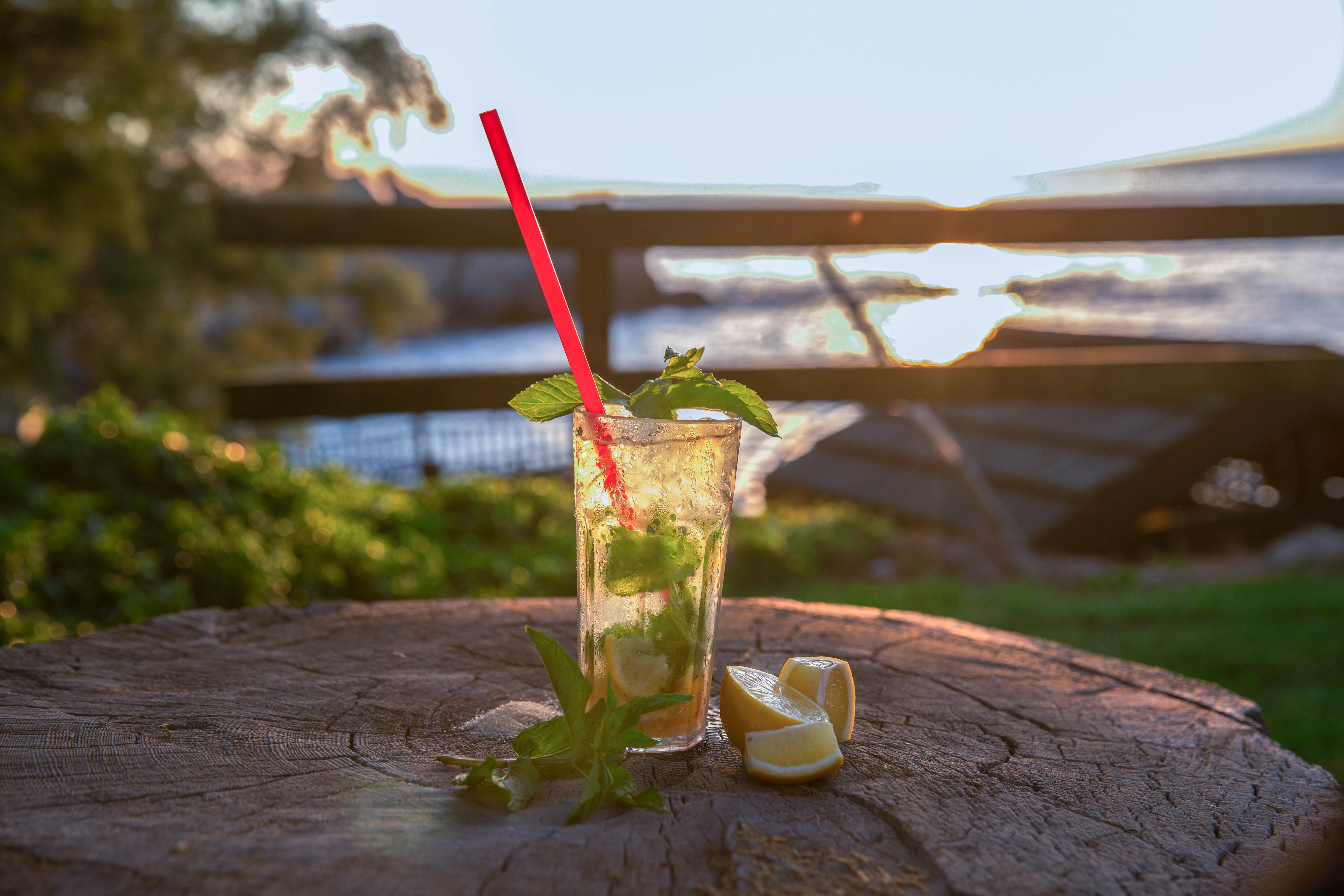 Merit Crystal Cove Mojito Sunset