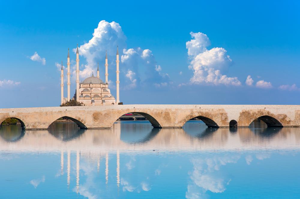 Sabancı Mosque