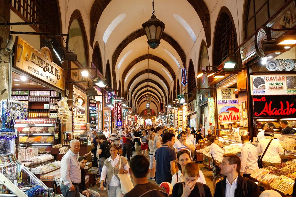 Türkiye'nin tarihi çarşıları