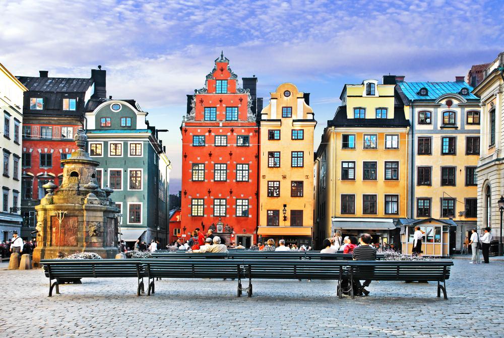 Stockholm'de