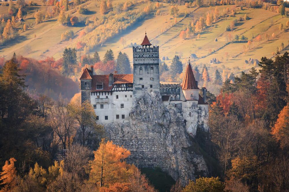 Transilvanya şatoları