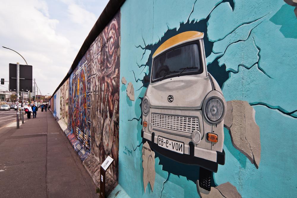 Berlin'de gezilecek yerler