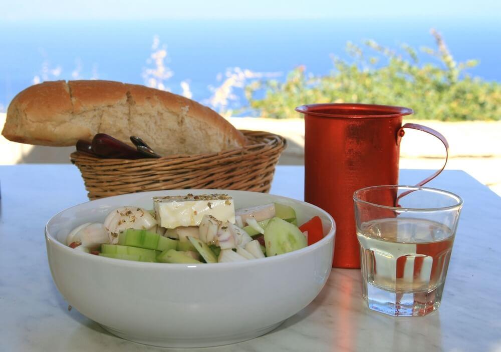 Yunanistan'da ne yenir