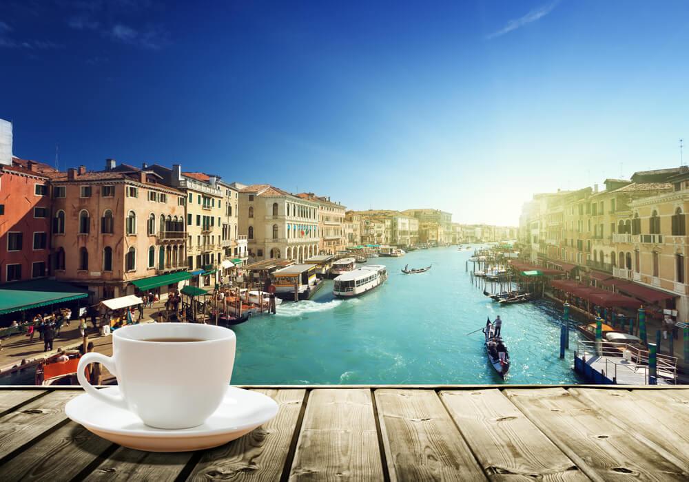 İtalya kahve