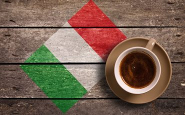 İtalya'da kahve
