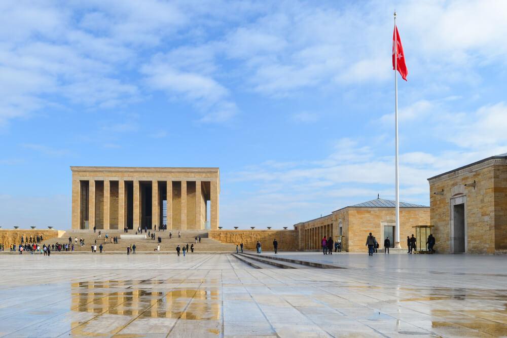 Anıtkabir Ziyareti 29 Ekimde Ankaraya Gidecekler Için Anıtkabir