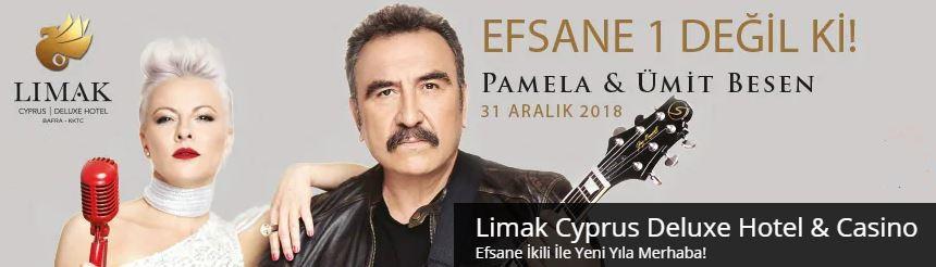 Bu yılbaşında Kıbrıs'ta kimler var