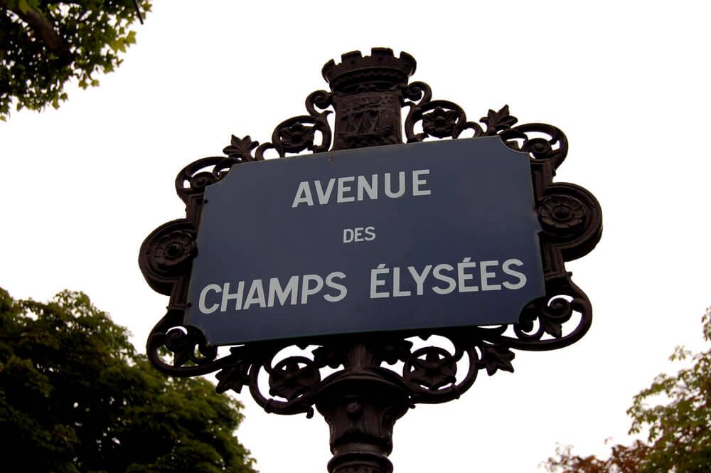 Paris turistik yerler