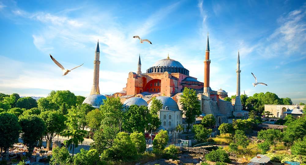 istanbul ayasofya